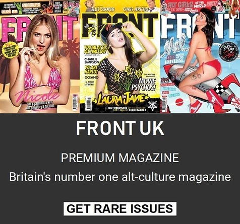 BUY UK BACK ISSUES OF FRONT MAGAZINE ALT