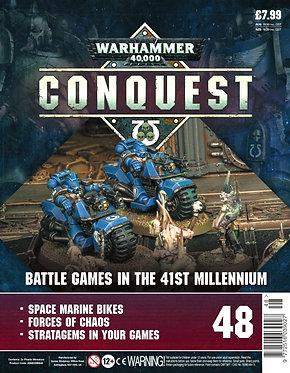 Warhammer 40,000: Conquest Issue 48