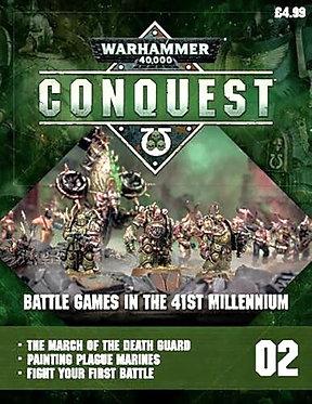 Warhammer 40,000: Conquest Issue 2