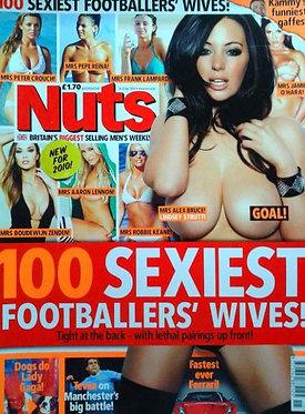 Nuts 16-22 April 2010 Lindsey Strutt Sam Faiers Naked, Michelle Marsh Amii Grove