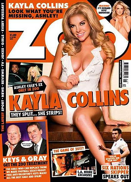 Zoo 4-10 Feb 2011 Chloe Madeley Kayla Collins
