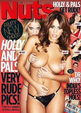 Nuts 29 March - 4 April 2013 Holly Peers Nicole Neal Kelly Hall Lacey Banghard