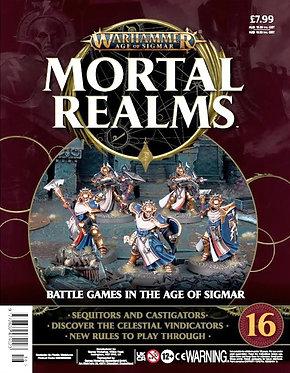 Warhammer: Mortal Realms Issue 16