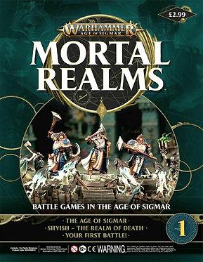 Warhammer: Mortal Realms Issue 1