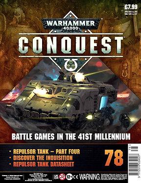 Warhammer 40,000: Conquest Issue 78