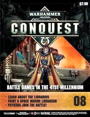 Warhammer 40,000: Conquest Issue 8