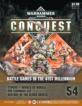 Warhammer 40,000: Conquest Issue 54