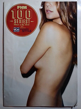 FHM 100 Sexiest Women in the World 2012 - Georgia Salpa, Katrina Bowden