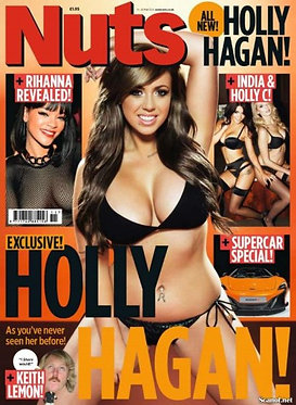 Nuts 14-20 March 2014 Holly Hagan, India Reynolds, Holly Coleman