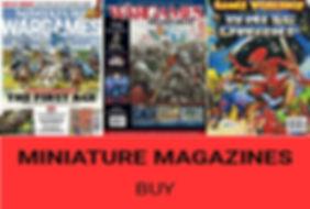 Get British Wargame Miniature Model Maga