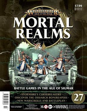 Warhammer: Mortal Realms Issue 27
