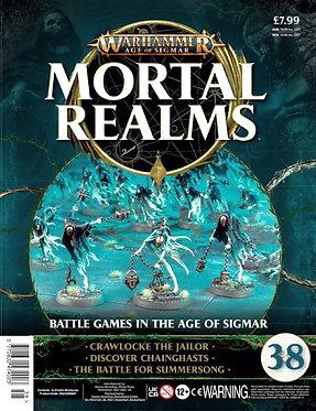 Warhammer: Mortal Realms Issue 38