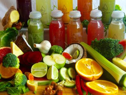 Why We Love Cold Pressed Juice!