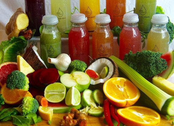 Juice Package 24 (24 x 500ml Bottles)