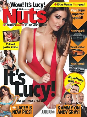Nuts 4-10 Feb 2011 Lucy Pinder Lacey Banghard Tinchy Stryder