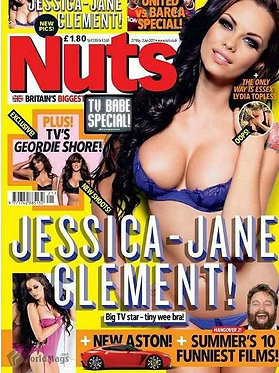Nuts 27 May - 2 June 2011 Jessica-Jane Clement Lydia Bright topless