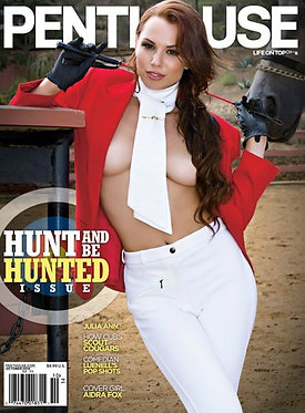 Penthouse USA - October 2014 oct Julia Ann Aidra Fox Justine Jolie Ana Foxxx