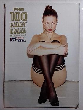 FHM 100 Sexiest Women 2013 Kelly Brook Pixie Lott Michelle Keegan Rita Ora