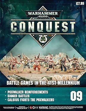 Warhammer 40,000: Conquest Issue 9