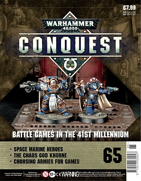 Warhammer 40,000: Conquest Issue 65