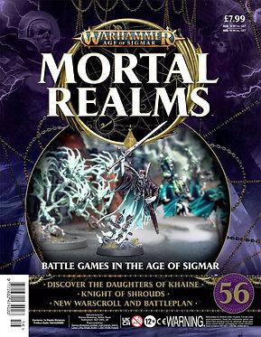 Warhammer: Mortal Realms Issue 56