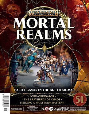 Warhammer: Mortal Realms Issue 51