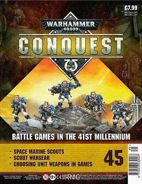Warhammer 40,000: Conquest Issue 45