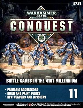 Warhammer 40,000: Conquest Issue 11