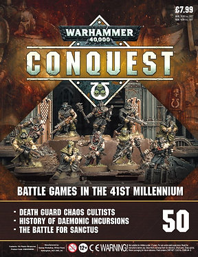 Warhammer 40,000: Conquest Issue 50