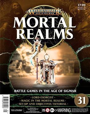 Warhammer: Mortal Realms Issue 31