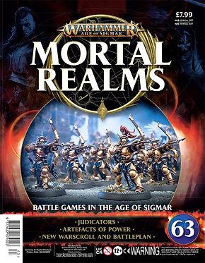 Warhammer: Mortal Realms Issue 63