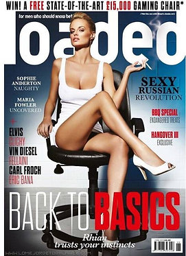 Loaded 232 June 2013 Sophie Anderton Maria Fowler Rhian Sugden Kym Graham