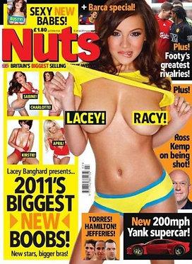 Nuts 18-24 Feb 2011 Lacey Banghard, Charlotte Herbert, Simon Pegg