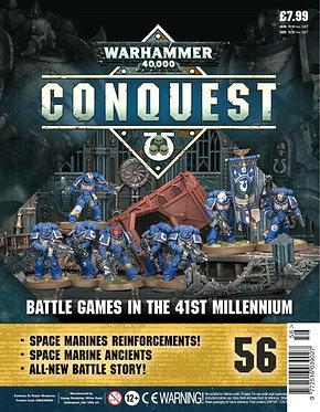 Warhammer 40,000: Conquest Issue 56
