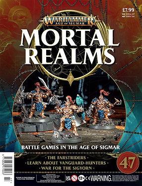 Warhammer: Mortal Realms Issue 47