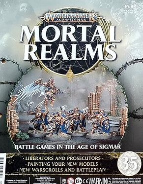 Warhammer: Mortal Realms Issue 35