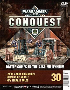 Warhammer 40,000: Conquest Issue 30