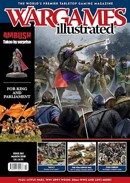 Wargames Illustrated - March 2018 #365