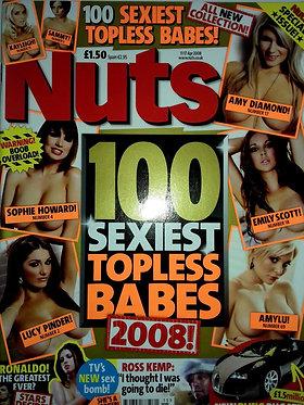 Nuts 11-17 April 2008 Imogen Gray, Cara Brett, Carly Stratton, AmyLu