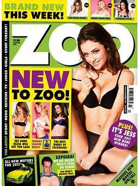 Zoo 21-27 Jan 2011 Jess Impiazzi Kezia Noble Gemma Merna Leigh Cunningham