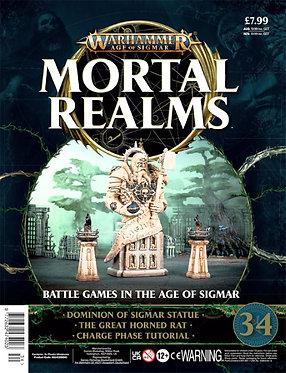 Warhammer: Mortal Realms Issue 34