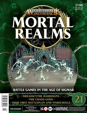 Warhammer: Mortal Realms Issue 21