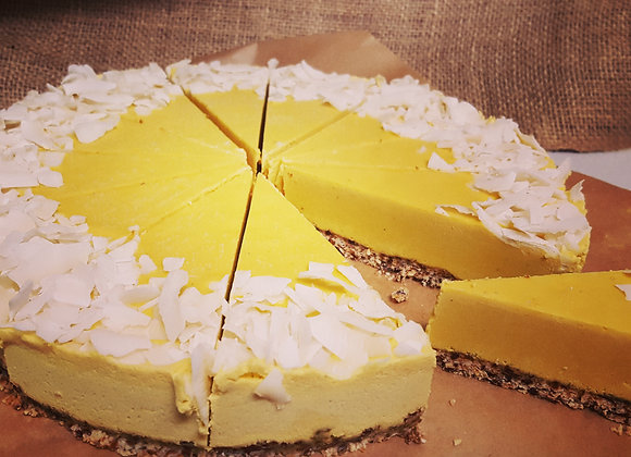 Raw Cheesecakes (12 Inch)