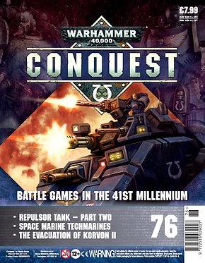 Warhammer 40,000: Conquest Issue 76