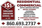 Suburban Sanitation Services