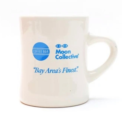 Coffee Bar x Moon Collective Diner Mug