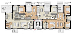 Wohnhaus mit 14 Wohnungen und TG