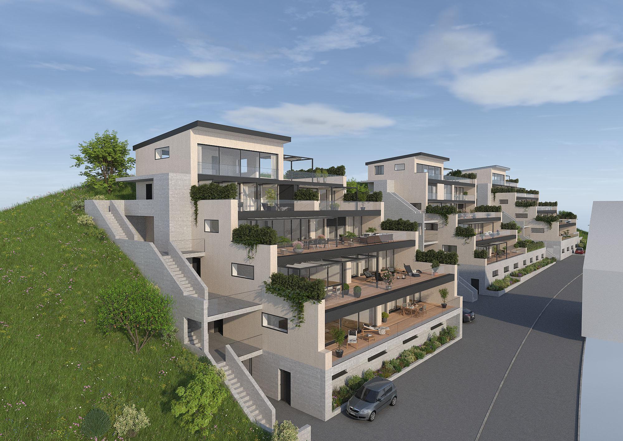 Wohnüberbauung ASG