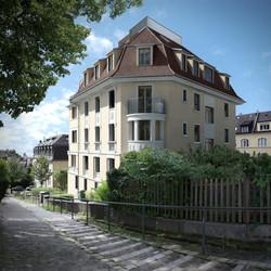 Umbau MFH mit 10 Wohnungen