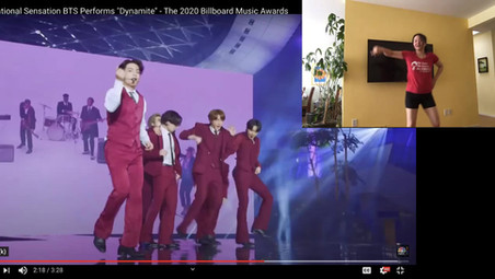 Ending Racism to End the Climate Crisis, BTS Dynamite at the Billboard Music Awards 2020, Day 1, Oct. 17, 2020